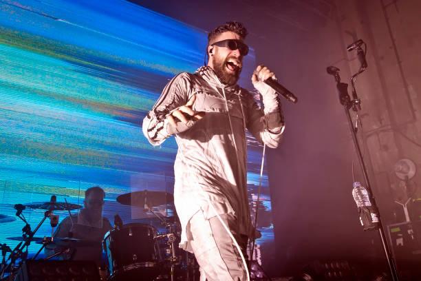 DEU: Starset Perform In Berlin