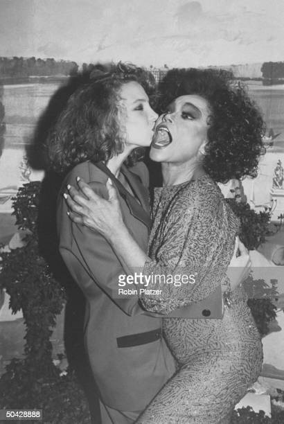Eartha kitt daughter pictures and photos getty images for Kitt shapiro