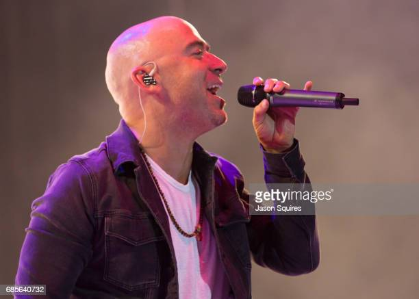Singer Ed Kowalczyk of Live performs during 2017 Rock On The Range at MAPFRE Stadium on May 19, 2017 in Columbus, Ohio.