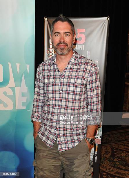 Singer Ed Robertson attends the 25th Annual Gemini Awards Press Conference at Sutton Place Hotel on August 31, 2010 in Toronto, Canada.