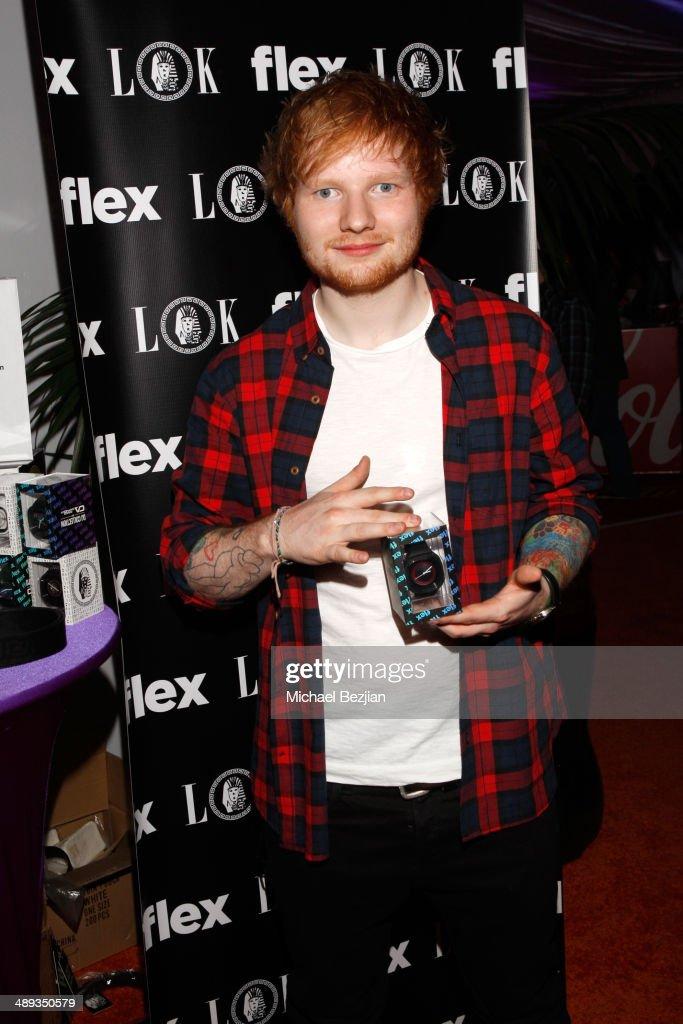 Singer Ed Sheeran attends 102.7 KIIS FM's 2014 Wango Tango at StubHub Center on May 10, 2014 in Los Angeles, California.