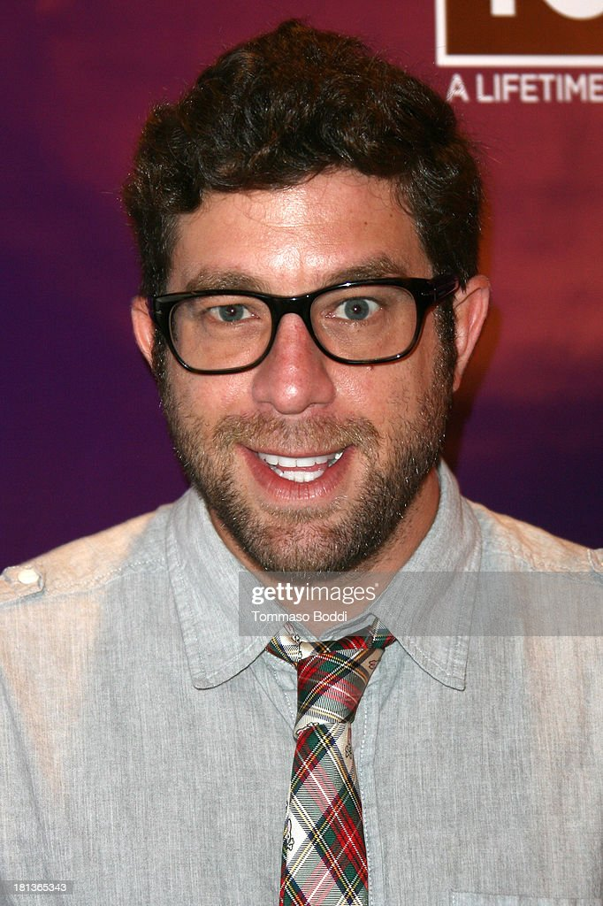 Singer Elliott Yamin attends the Wounded Warrior Project style and beauty charity event held at Avalon on September 20, 2013 in Hollywood, California.