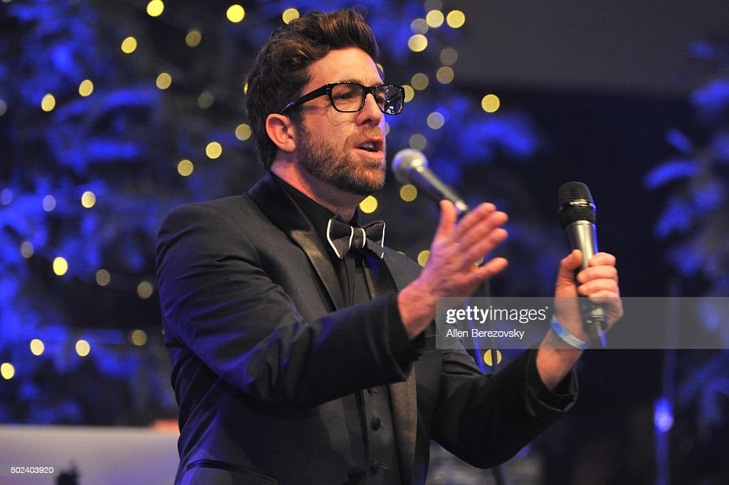 The OC Christmas Extravaganza Concert And Ball : News Photo