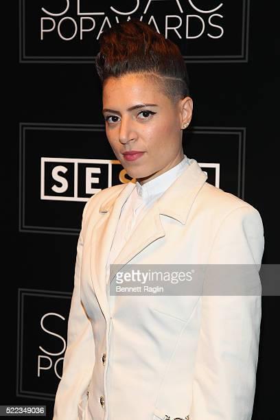 Singer Emily King attends the 2016 SESAC Pop Music Awards on April 18 2016 in New York City