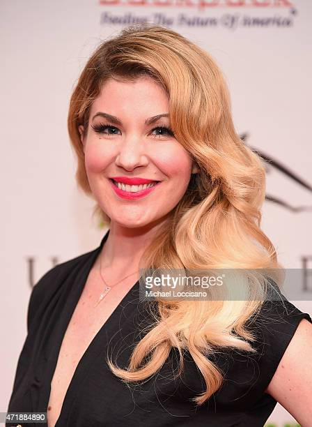 Singer Emily West attends the 141st Kentucky Derby Unbridled Eve Gala at Galt House Hotel Suites on May 1 2015 in Louisville Kentucky