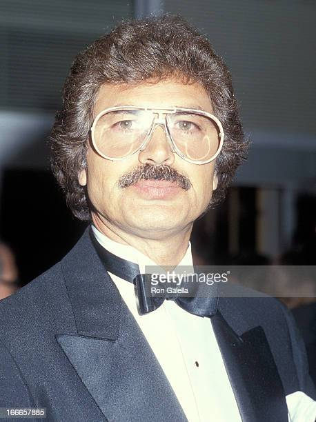Singer Engelbert Humperdinck attends Aaron Spelling and Douglas S Cramer Hosts a Party to Reveal The Love Boat 1000th Guest Star on March 31 1985 at...