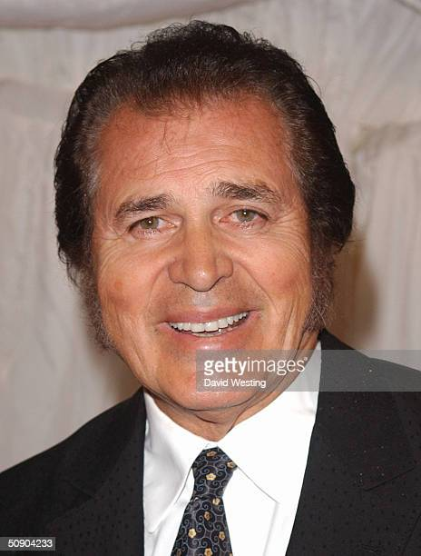 Singer Englebert Humperdinck arrives for the filming of the television program Hell's Kitchen on May 27 in London Hell's Kitchen is the latest...