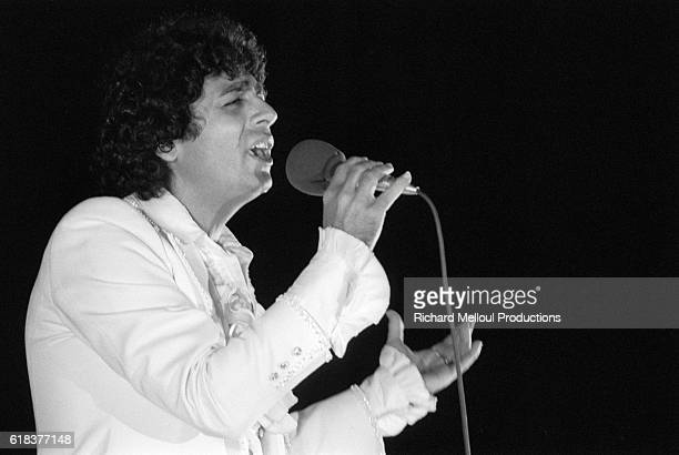 Singer Enrico Macias was invited by President Anwar Sadat to sing in Egypt Thus it was that Enrico Macias the son of a Jewish family from Algeria who...