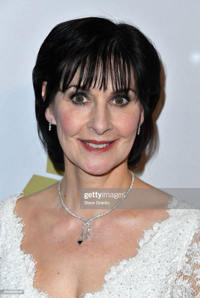 Singer Enya attends Pre-GRAMMY Gala and Salute to Industry Icons Honoring Debra Lee at The Beverly Hilton on February 11, 2017 in Los Angeles, California.