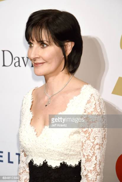 Singer Enya attends the 2017 Pre-GRAMMY Gala And Salute to Industry Icons Honoring Debra Lee at The Beverly Hilton Hotel on February 11, 2017 in...