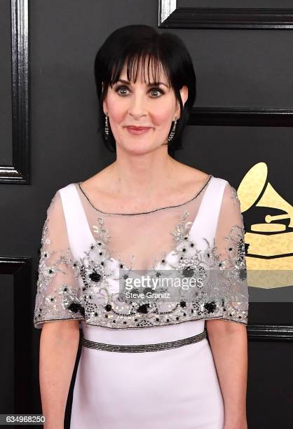 Singer Enya attends The 59th GRAMMY Awards at STAPLES Center on February 12, 2017 in Los Angeles, California.