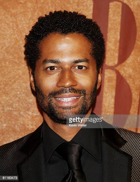 Singer Eric Benet arrives at the 56th Annual BMI Pop Awards at the Beverly Wilshire Hotel on May 20 2008 in Beverly Hills California