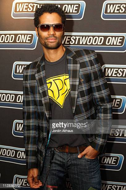 Singer Eric Benet attends the 51st Annual GRAMMY Awards Westwood One Radio Remotes Day 1 held at the Staples Center on February 5 2009 in Los Angeles...