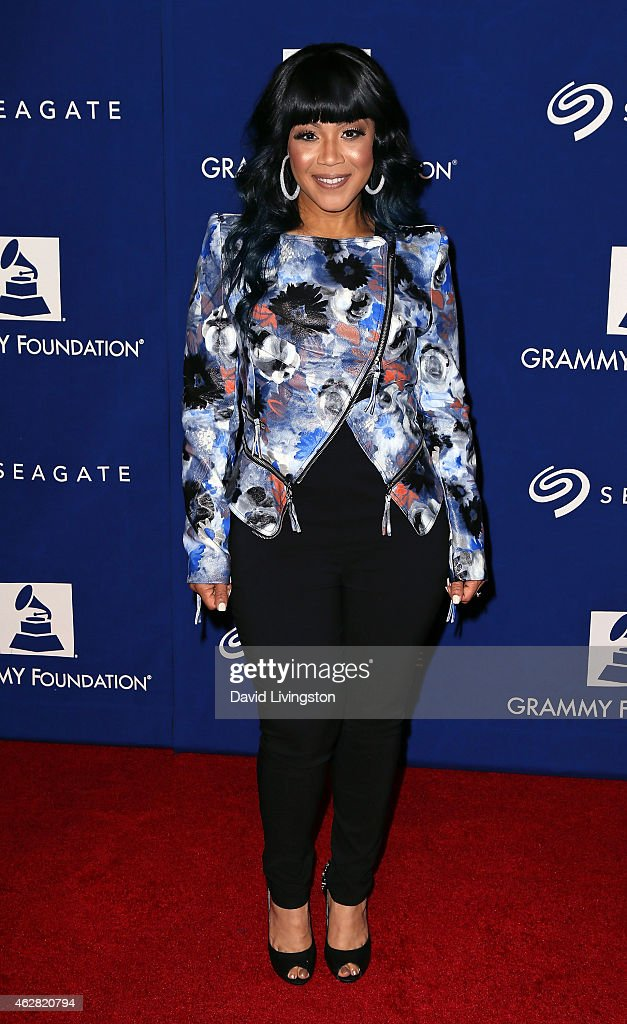 57th Annual GRAMMY Awards - 17th Annual GRAMMY Foundation Legacy Concert - Arrivals
