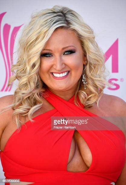 Singer Erica Nicole attends the 52nd Academy Of Country Music Awards at Toshiba Plaza on April 2 2017 in Las Vegas Nevada