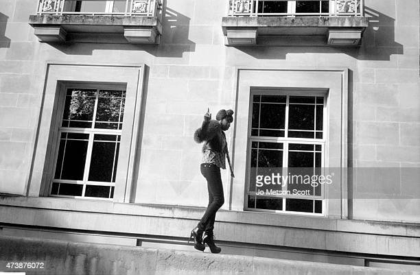 Singer Estelle is photographed on October 23 2011 in London England