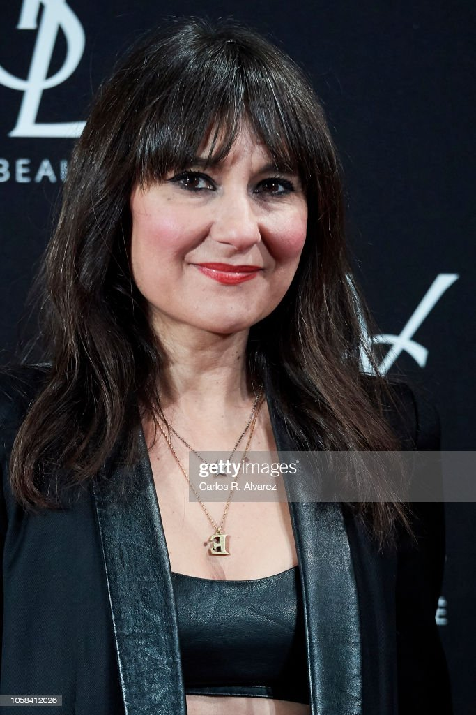 'YSL Beaute, THE SLIM Rouge PurCouture' Party Presentation In Madrid : News Photo