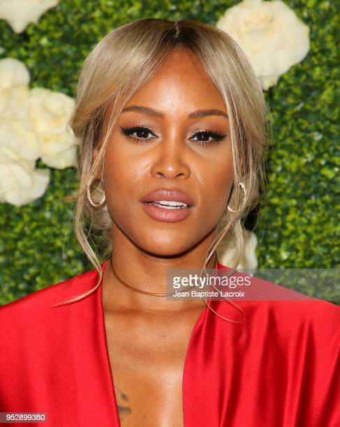 Singer Eve attends the CBS Daytime Emmy After Party on April 29 2018 in Pasadena California