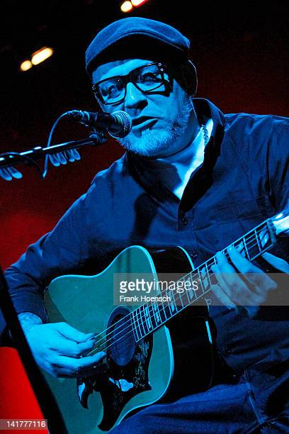 Singer Everlast performs live during a concert at the CClub on March 23 2012 in Berlin Germany