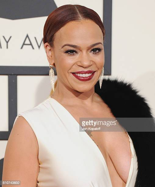 Faith Evans Hair Color Stock Photos And Pictures Getty Images