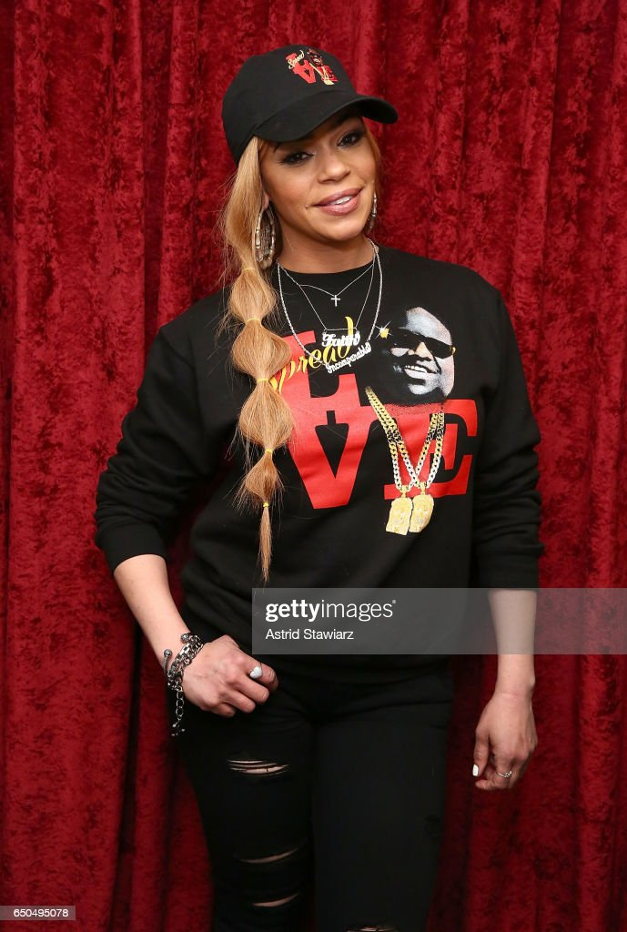 Celebrities Visit SiriusXM - March 9, 2017 : News Photo