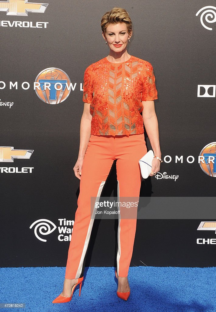 "Disney's ""Tomorrowland"" - Los Angeles Premiere : News Photo"