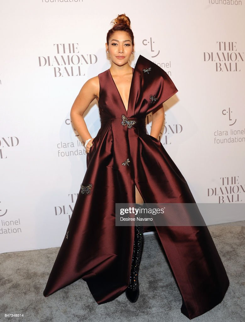 Singer Farina Pao attends Rihanna's 3rd Annual Diamond Ball at Cipriani Wall Street on September 14, 2017 in New York City.
