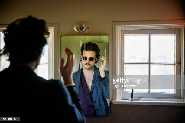 Singer Father John Misty Joshua Tillman is photographed for Los Angeles Times on March 13 2017 in Los Angeles California PUBLISHED IMAGE CREDIT MUST...