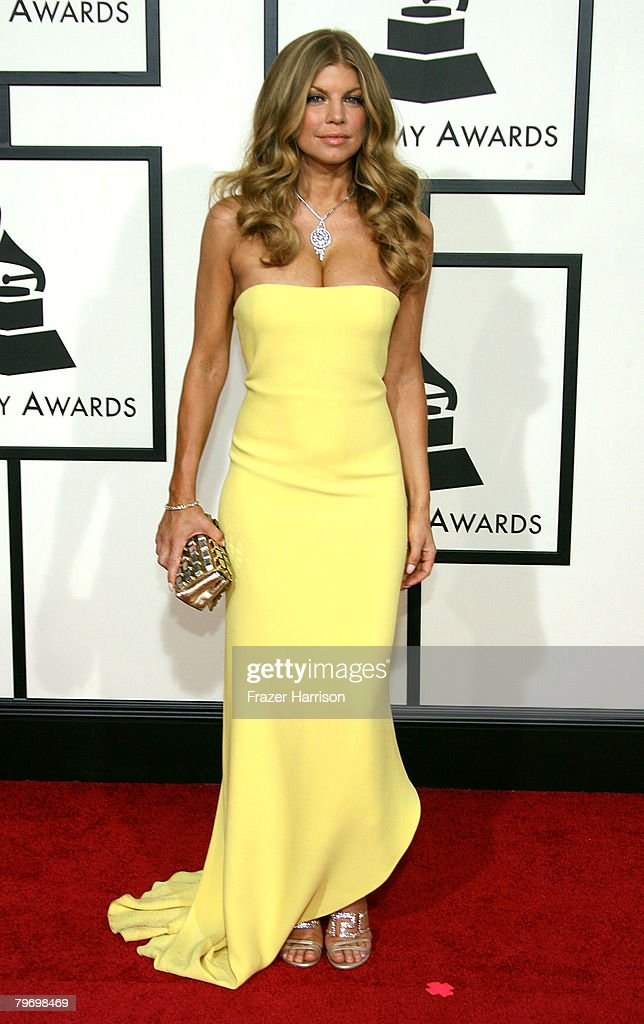 50th Annual Grammy Awards - Arrivals : News Photo