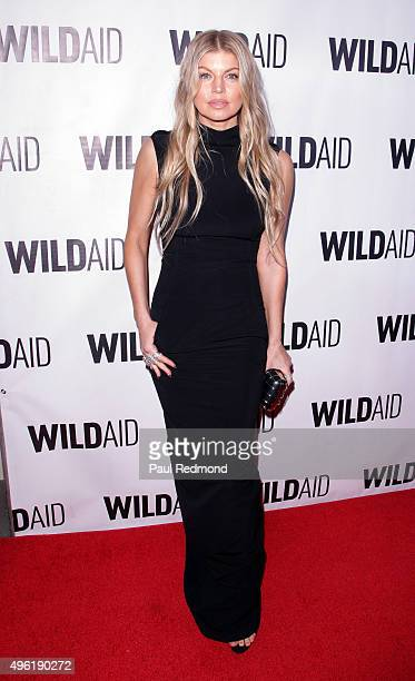 Singer Fergie attends WildAid 2015 at Montage Hotel on November 7 2015 in Beverly Hills California