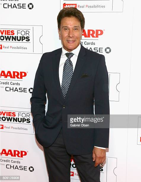 Singer Fernando Allende attends AARP's Movie For GrownUps Awards at the Beverly Wilshire Four Seasons Hotel on February 8 2016 in Beverly Hills...