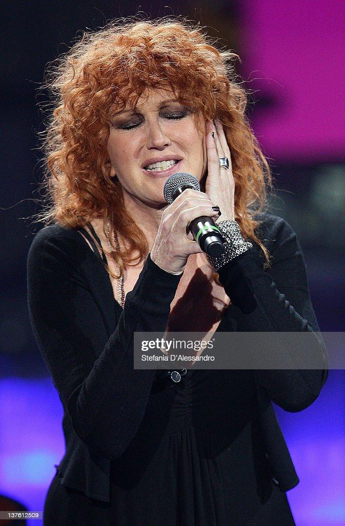 """""""Che Tempo Che Fa"""" Italian TV Show - January 23, 2012"""