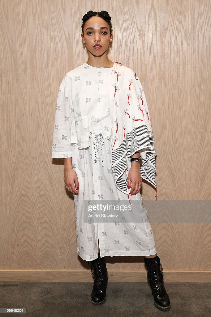 Surface Magazine Event With Hans Ulrich Obrist And FKA Twigs