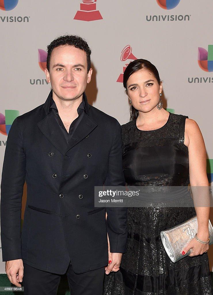 15th Annual Latin GRAMMY Awards - Arrivals : News Photo