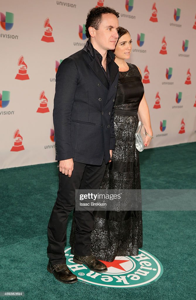 Heineken, The Official Beer Sponsor Of The Latin GRAMMY Awards, Celebrates The Biggest Night In Latin Music At The 15th Annual Latin GRAMMY Awards - Green Carpet : News Photo