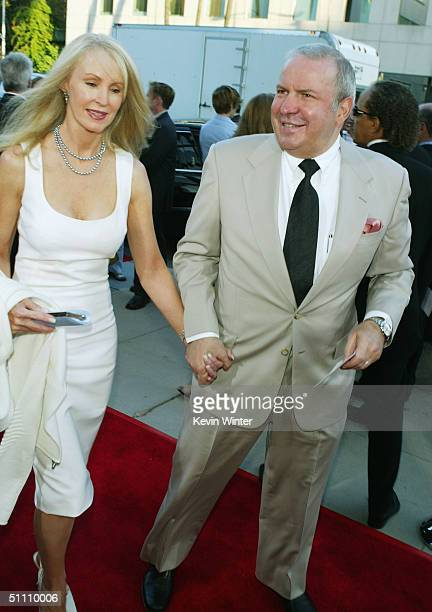 Singer Frank Sinatra Jr arrives at the premiere of Paramounts' The Manchurian Candidate at the Samual Goldwyn Theater on July 22 2004 in Beverly...