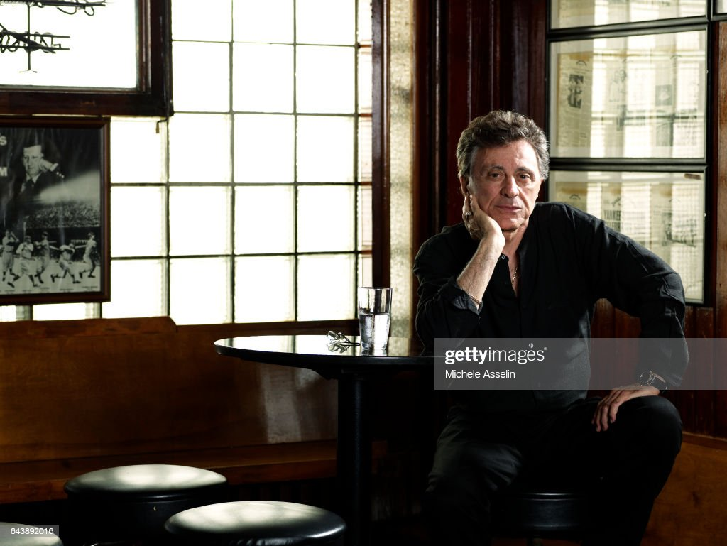 Frankie Valli, Portrait Session, August 25, 2007