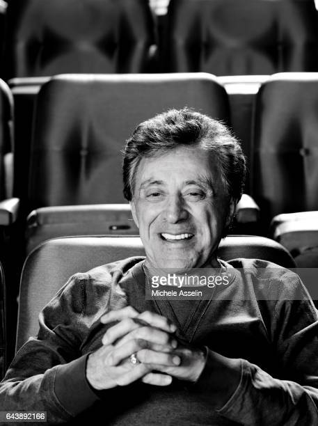 Singer Frankie Valli is photographed on August 25 2007 in Atlantic City New Jersey