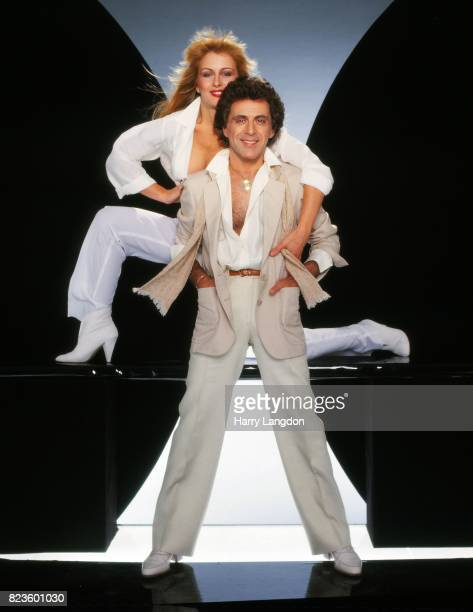 Singer Frankie Valli poses for a portrait in 1979 in Los Angeles California