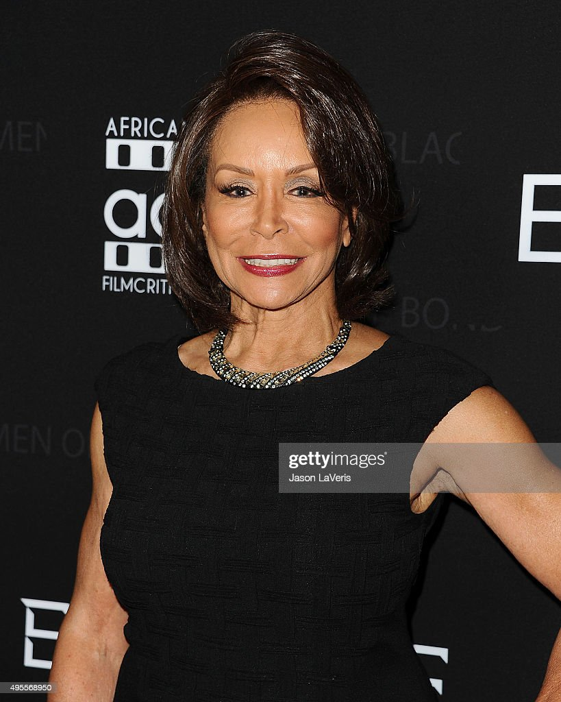 Singer Freda Payne attends 'Spectre' - The Black Women of Bond Tribute at California African American Museum on November 3, 2015 in Los Angeles, California.