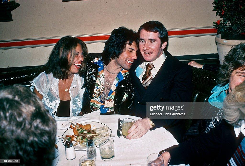 Freddie And John : News Photo