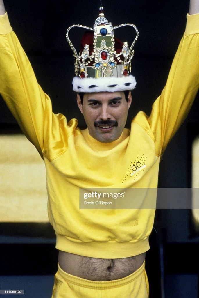In Focus: Freddie Mercury's 70th Birthday