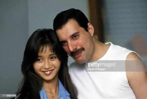 Singer Freddie Mercury Of British Rock Group Queen With