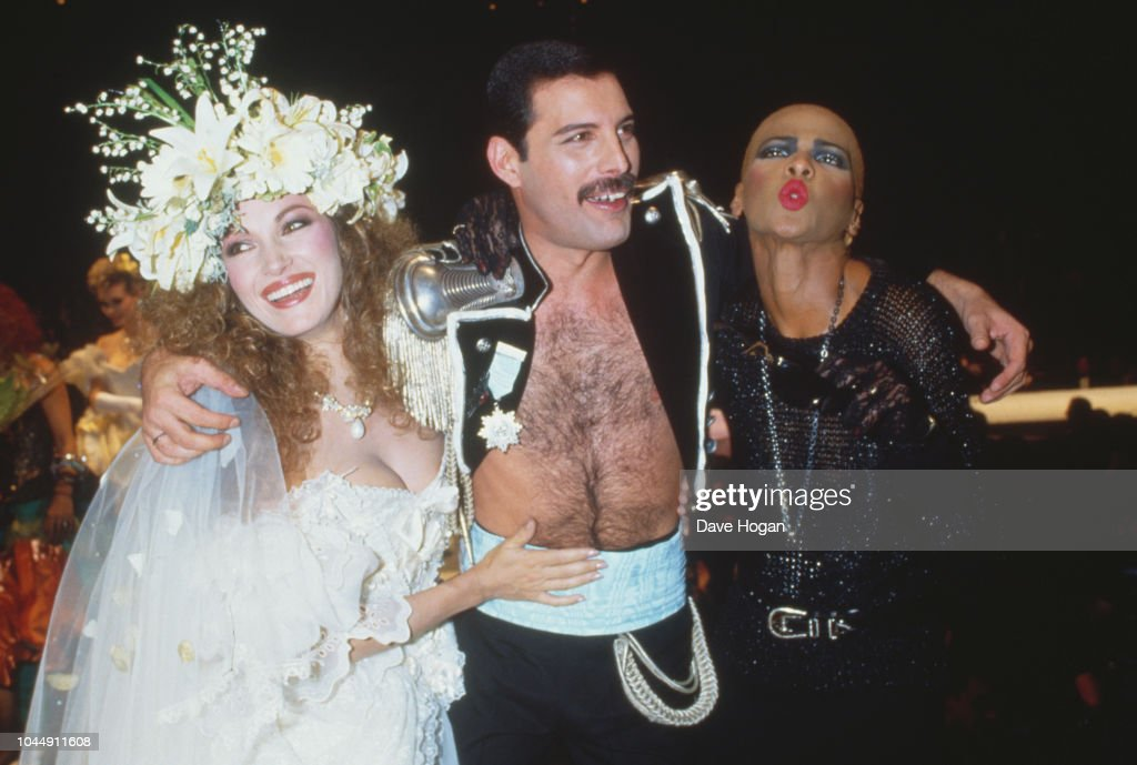 Seymour And Mercury At Fashion Aid : Photo d'actualité