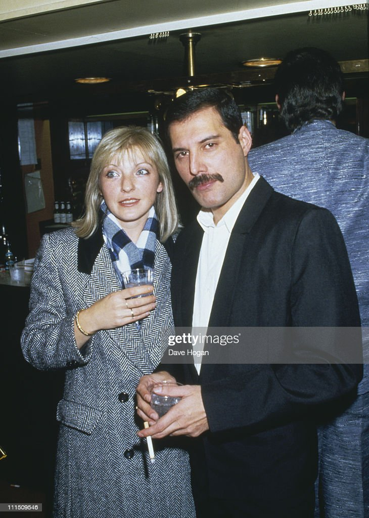 Freddie And Mary : News Photo