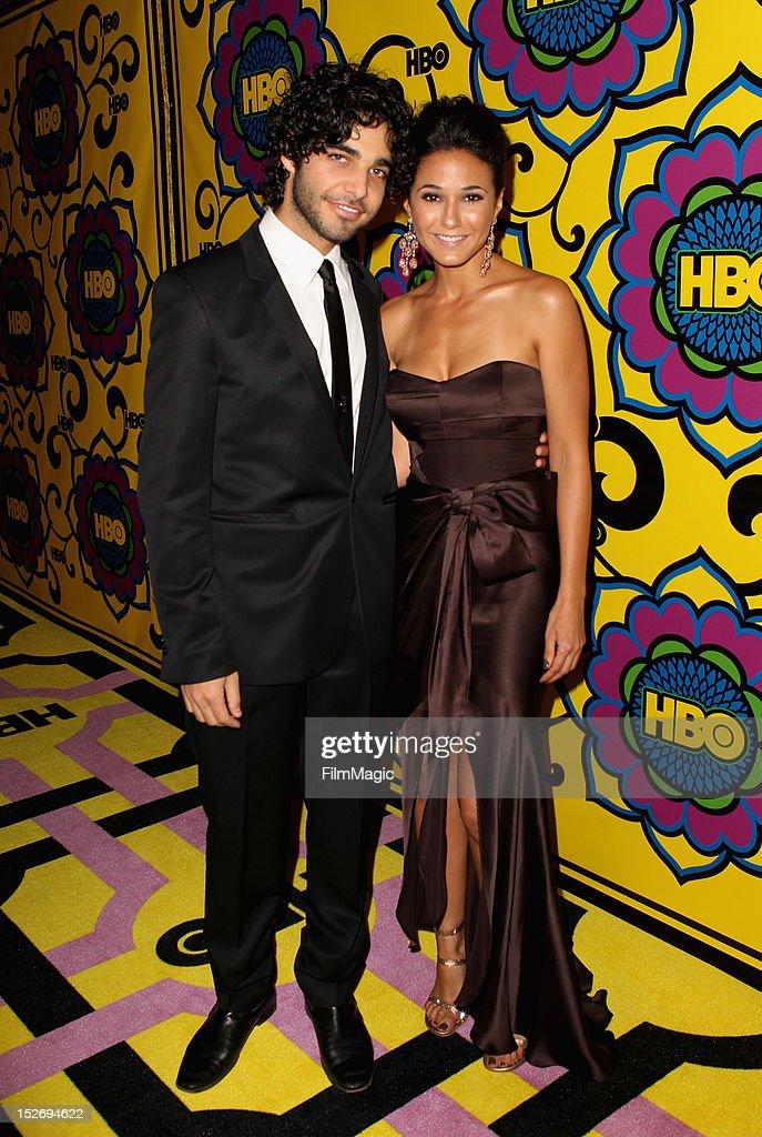 Emmanuelle Chriqui dating Freddy Wexler