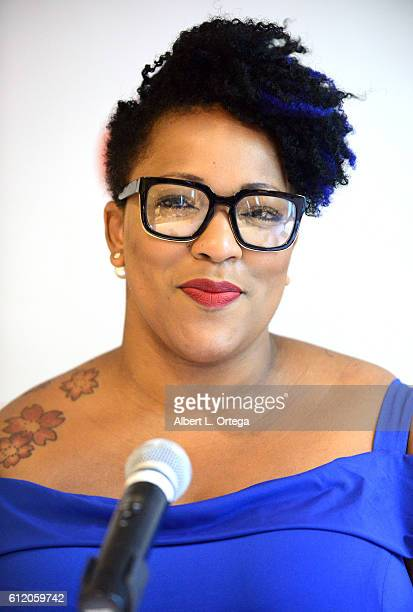 Singer Frenchie Davis at the SlutWalk Festival press conference with Amber Rose And Perez Hilton held at Four Seasons Hotel Los Angeles at Beverly...