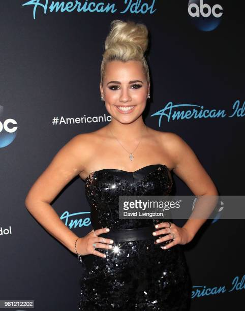 Singer Gabby Barrett attends ABC's 'American Idol' Finale on May 21 2018 in Los Angeles California