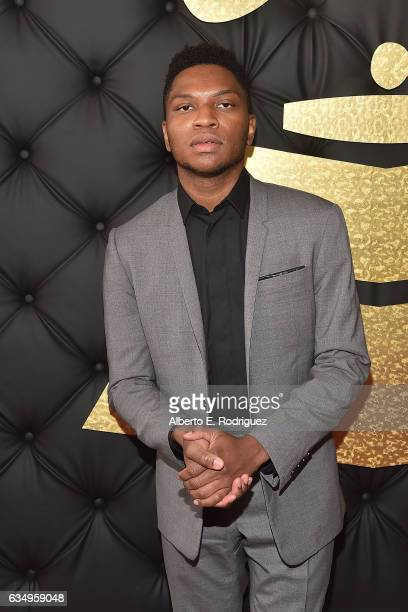 Singer Gallant attends The 59th GRAMMY Awards at STAPLES Center on February 12 2017 in Los Angeles California
