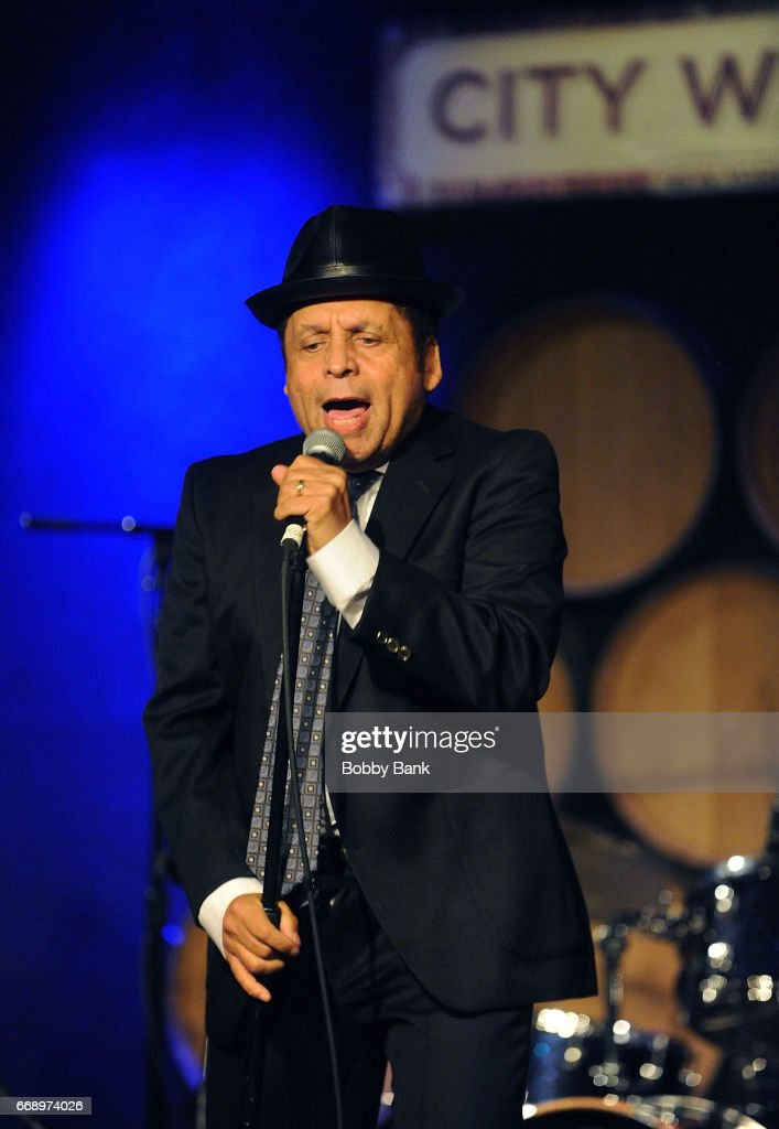 Garland Jeffreys In Concert - New York, NY : News Photo